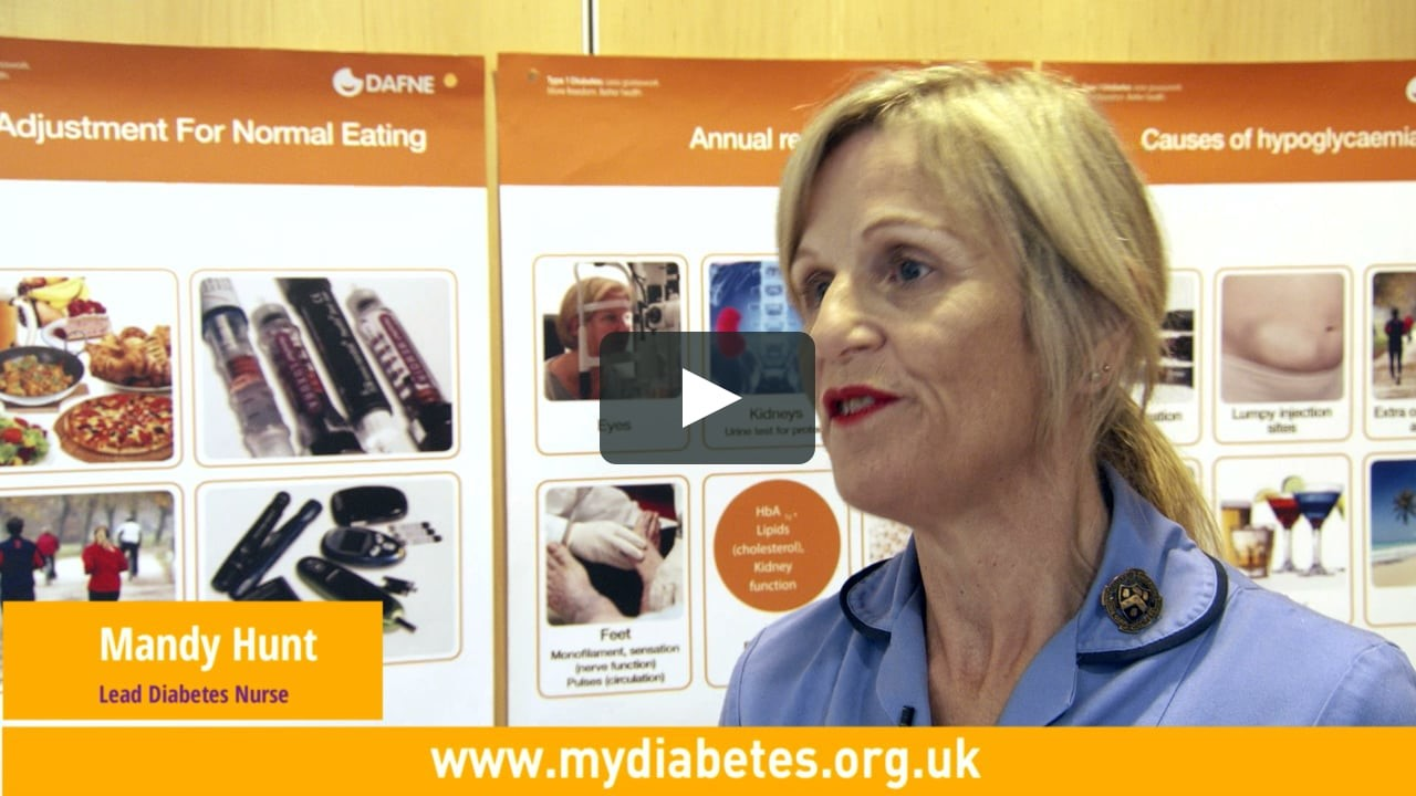 Living with Type 1 or 2 diabetes?