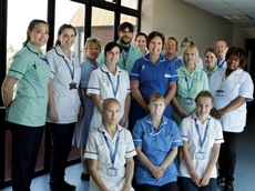 New-look service transforms care for east Suffolk patients