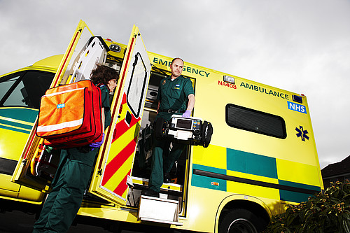 New investment in Ambulance service