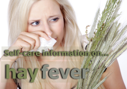Do you suffer from hay fever?
