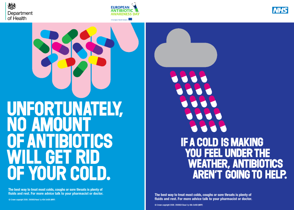 Practice digital resources antibiotics will not cure a cold ccuart Images