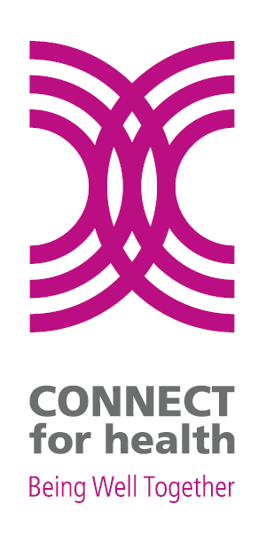 Connect for health logo